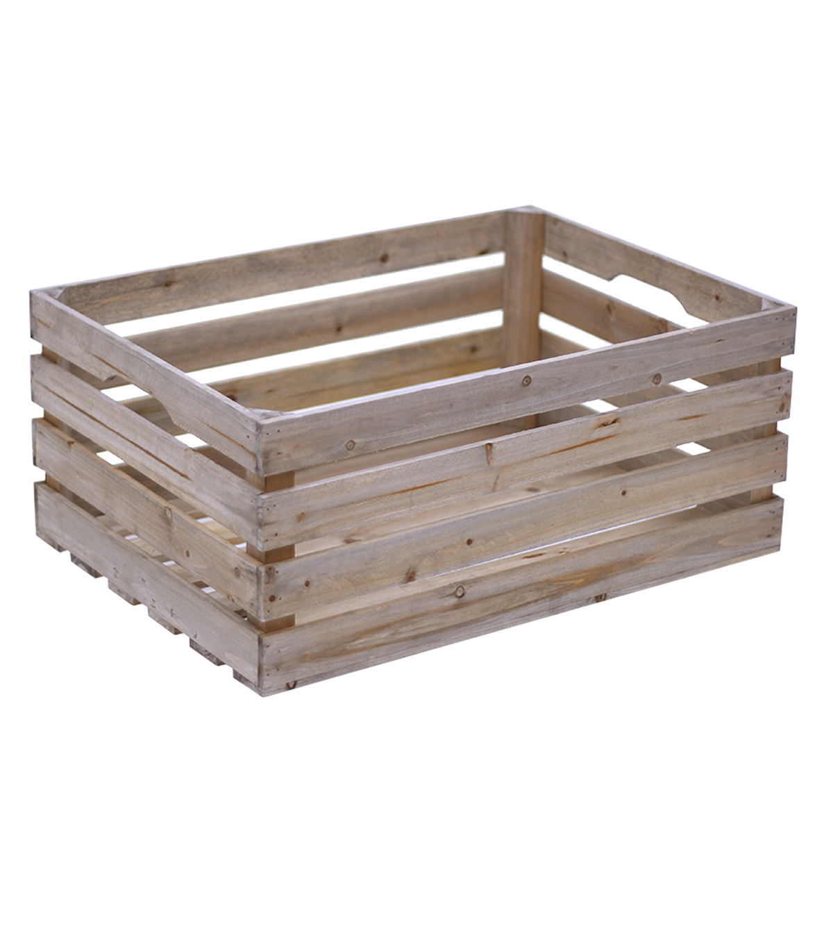 Fab Lab Extra Large Wood Crate                      Fab Lab Extra Large Wood Crate by Fab Lab