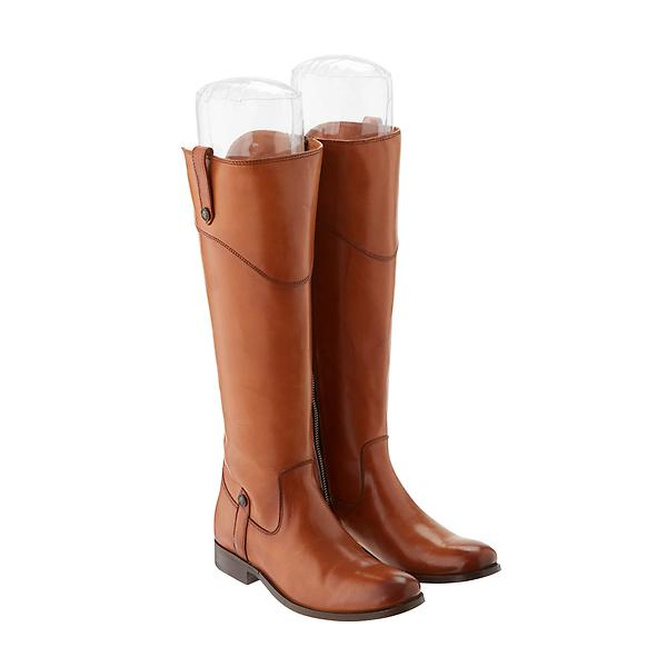 Clear Inflatable Boot Shapers by Container Store