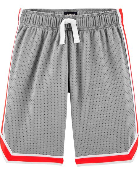 Mesh Basketball Shorts by Oshkosh
